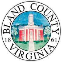 Bland County VA, Founded 1861