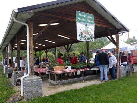 Cover Photo for  Bland County Farmer's Market 2019