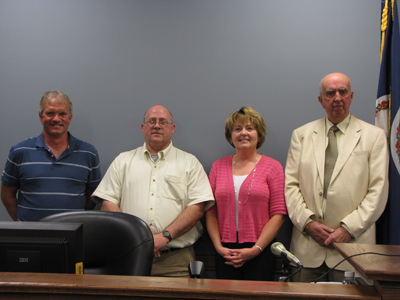 Board of Supervisors of Bland County