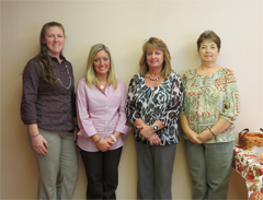 Bland County Extension Services Staff