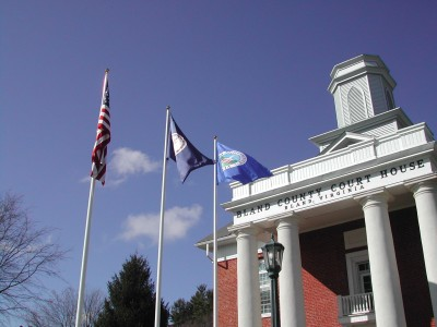 Bland County Court House