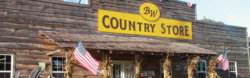 Visit the Country Store on Big Walker Mountain